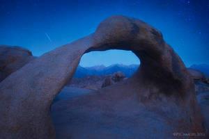Intergalactic portal by PeterJCoskun