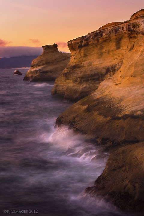 Kiwanda twilight by PeterJCoskun
