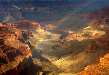 Royal Rainbow by PeterJCoskun