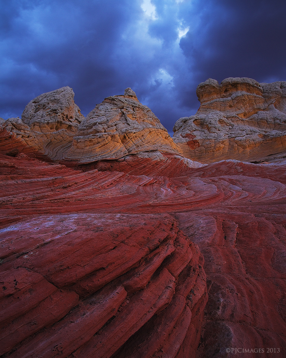 Storm Folds by PeterJCoskun
