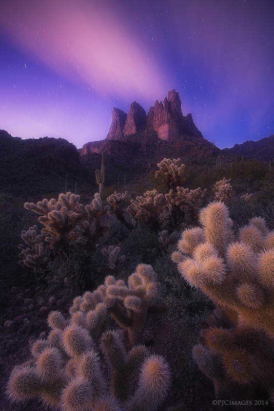 Desert Dreams by PeterJCoskun