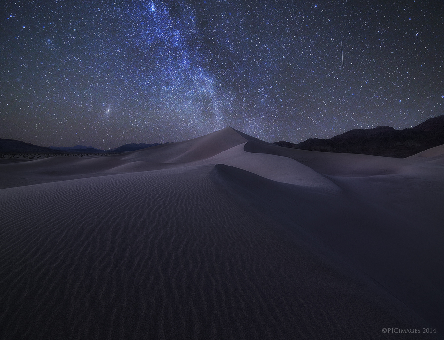 Sandbox Under the Stars by PeterJCoskun