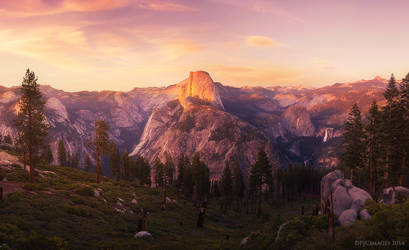 Eyes Over Yosemite by PeterJCoskun