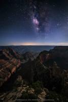 Beauty of the Night by PeterJCoskun