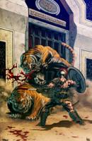 Gladiator by Tim Vigil by artmunki