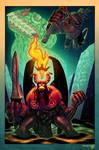 Hellboy vs Anung Un Rama