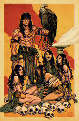 Conan By Davidegianfelice by artmunki