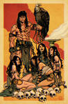 Conan By Davidegianfelice