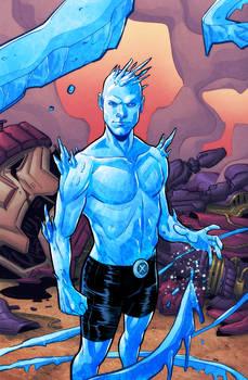 Iceman  by Virgilio D'Ambrosio