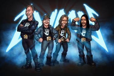 Metallica AWMH