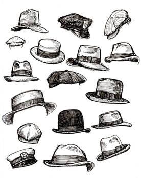 Hats 300