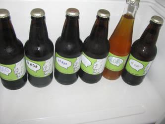 Beer Brew: honey pale ale by LaCabraMontesa
