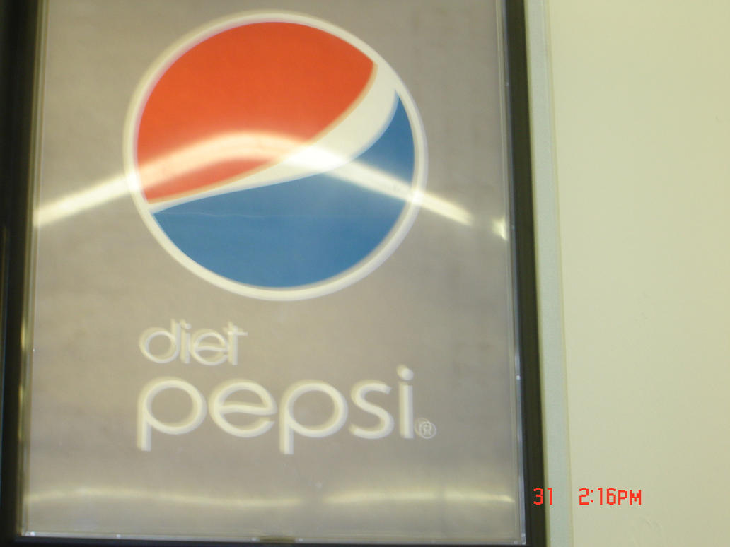 Diet Pepsi logo by mylesterlucky7 on DeviantArt