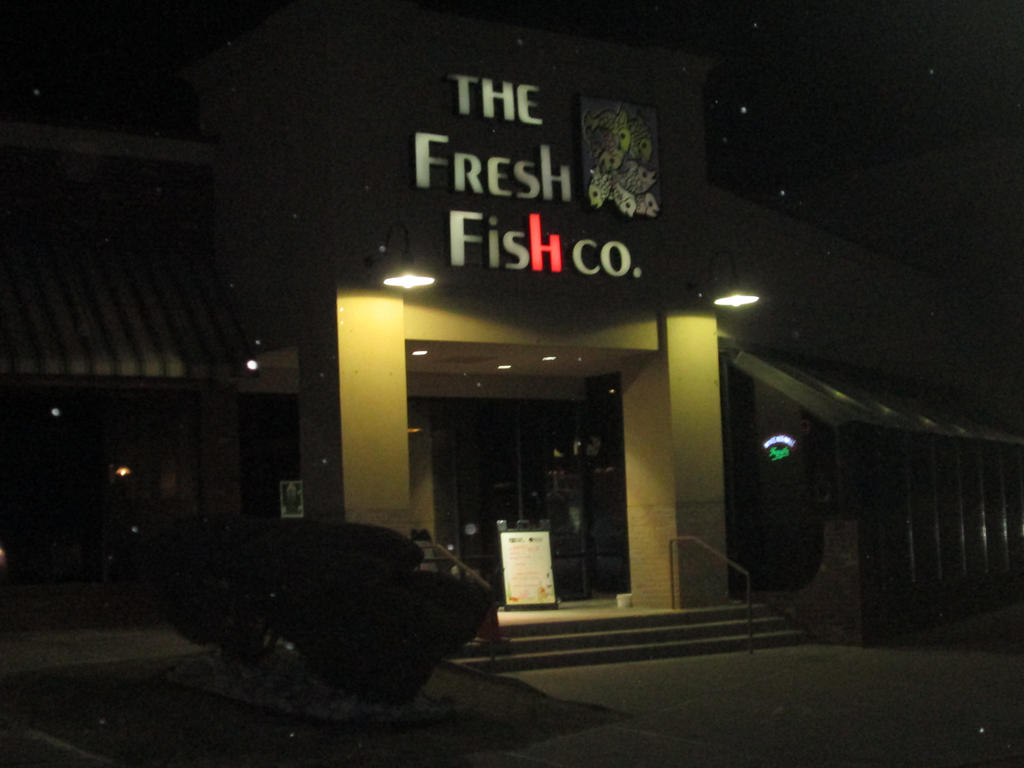 The fresh fish company by mylesterlucky7 on deviantart for The fresh fish company