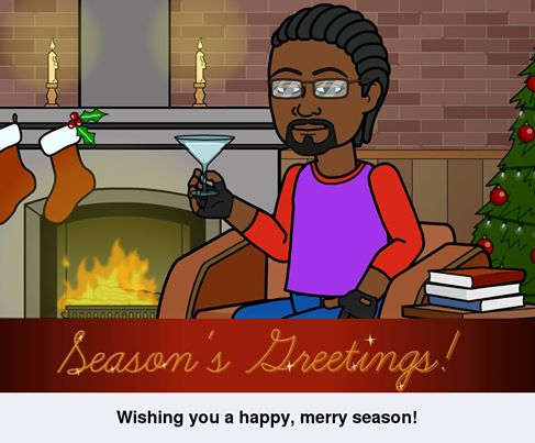 Season's greetings from Myles by mylesterlucky7