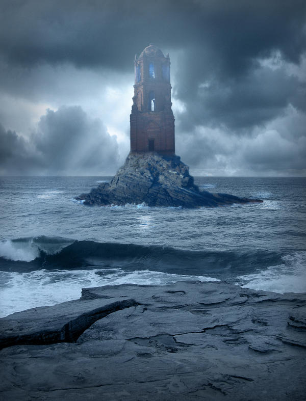 Western Watchtower by Ailvayn