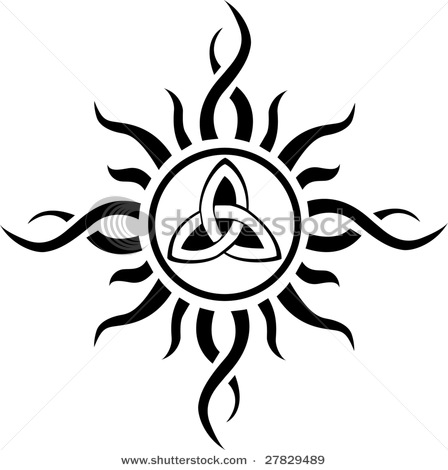 Celtic Sun Symbol furthermore Lebensbaum Tattoo moreover 26 Beautiful Tribal Rose Tattoos additionally Img17929 celtic together with Self Confidence Symbol. on love knot tattoo drawings