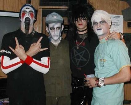 Deadsy on Halloween 2002 by undercore