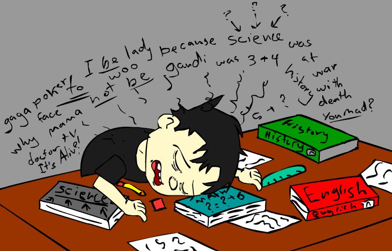 Homework overload help