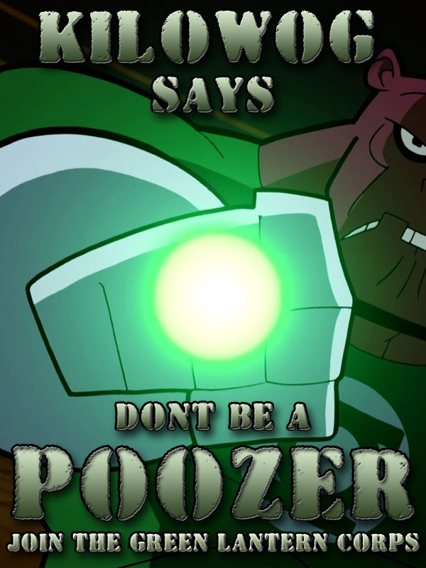 Don't be a Poozer by VioLentzIV