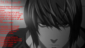 Death Note-The Kira's Lullaby