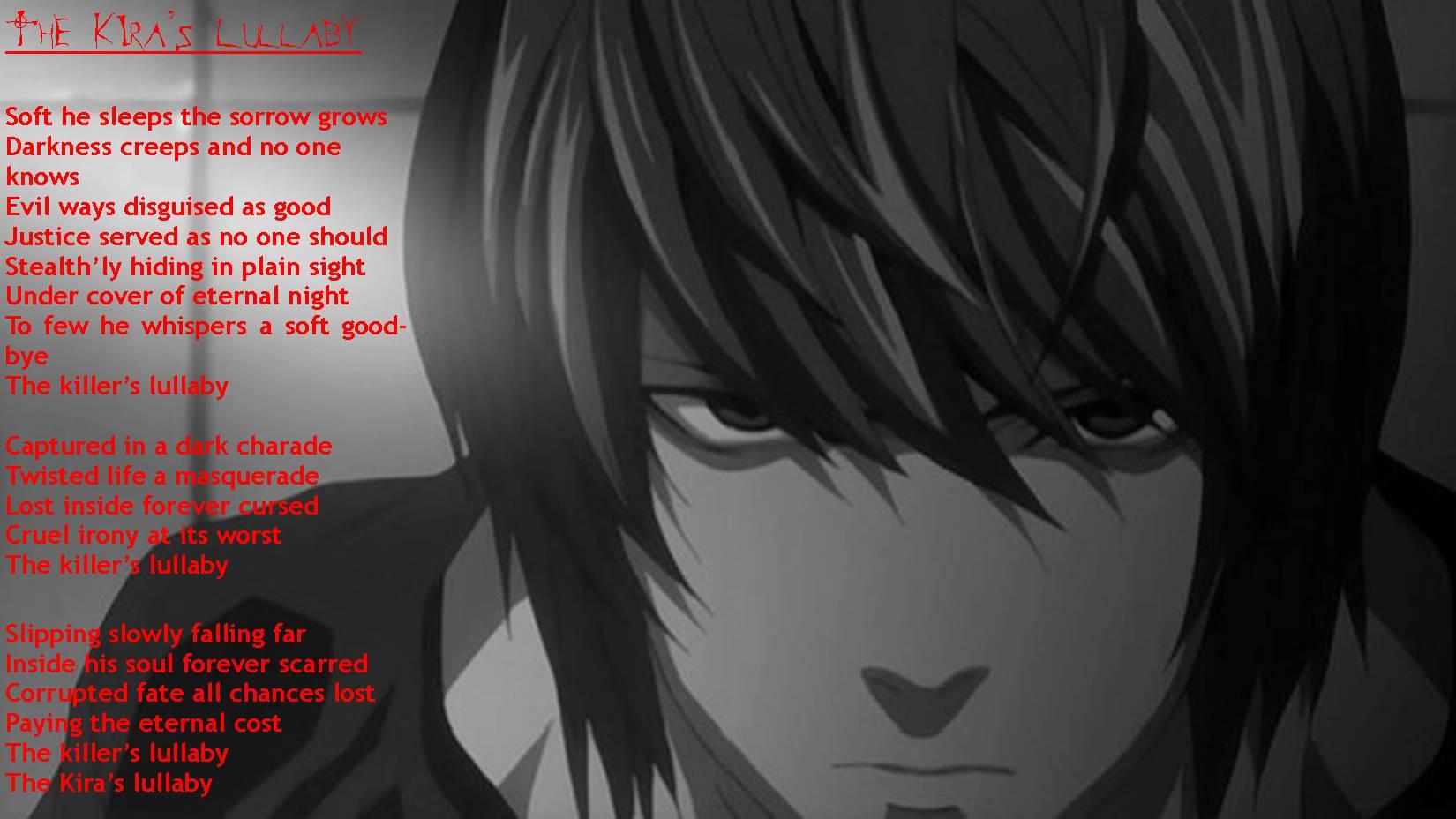 death note anime kira - photo #36