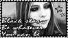 Black Star-Avril Lavigne by Vexic929
