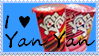 I Love Yan Yan by Vexic929