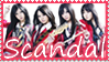 Scandal Stamp by Vexic929