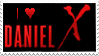 Daniel X Stamp by Vexic929