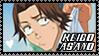 Keigo Asano Stamp by Vexic929