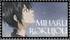 Miharu Rokujou Stamp by Vexic929