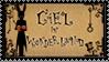 Ciel in Wonderland Stamp by Vexic929