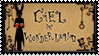 Ciel in Wonderland Stamp by Vexic929