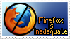 Anti-Firefox Stamp by Vexic929