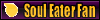 Soul Eater Fan Badge by Vexic929