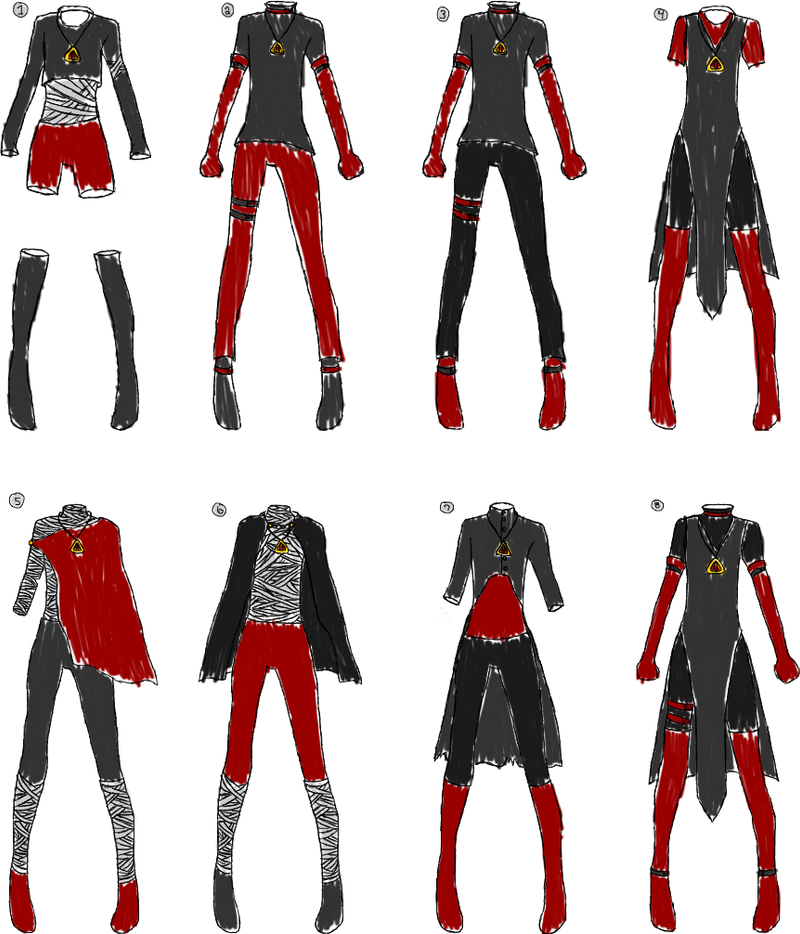 prince kamaus new outfits by vexic929 on deviantart