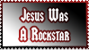 Jesus Was A Rockstar by Vexic929