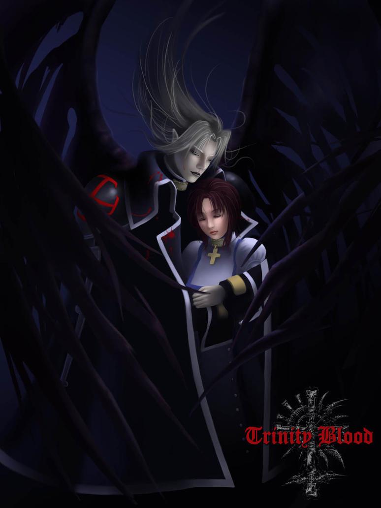 Trinity Blood by meijeanie