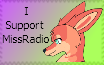 MissRadio stamp by xxSpottedstormxx
