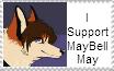 Maybellmay stamp by xxSpottedstormxx