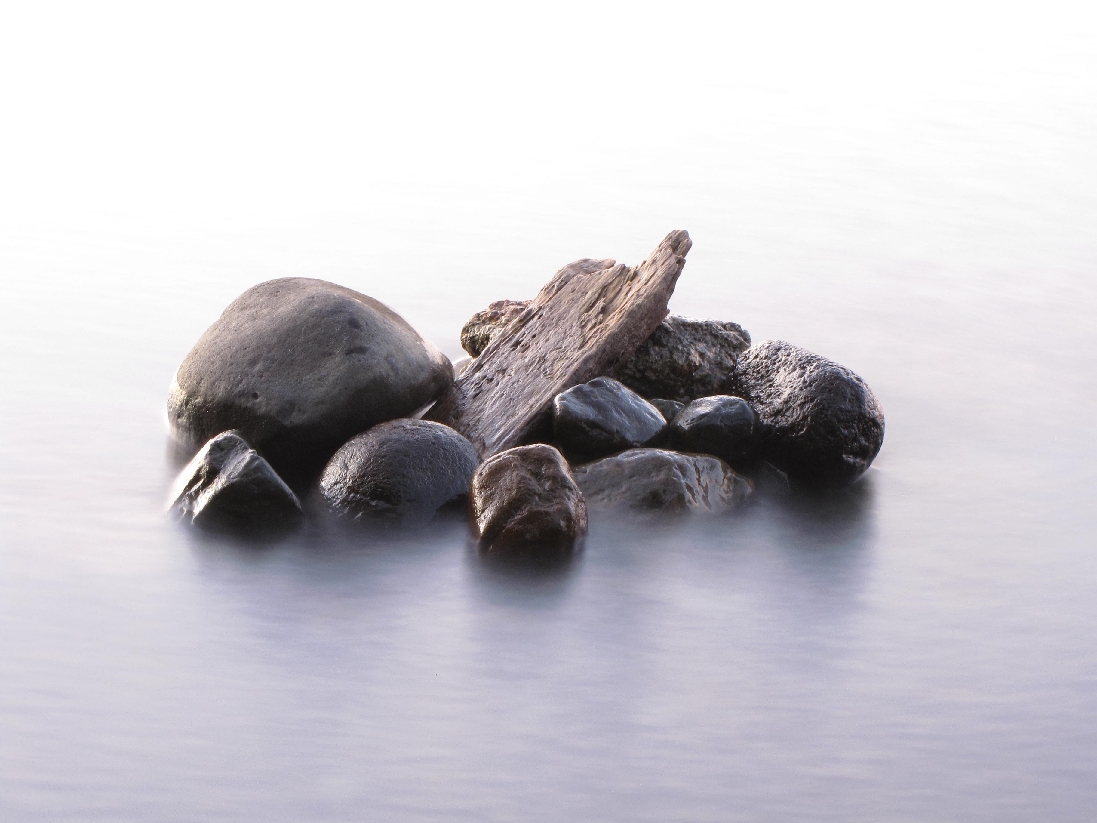 Piedras y Tabla en Rupanco by DVHeld