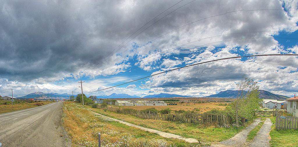Panorama in Puerto Natales by DVHeld