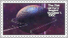 Epcot Center Stamp by iloveLily