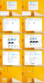 Testing Windows 8.1 RTM Build 9600