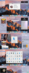 MacOS Sierra skin final for all Windows OS by PeterRollar