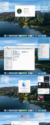 Most compete Windows-Mac Big Sur transformation by PeterRollar
