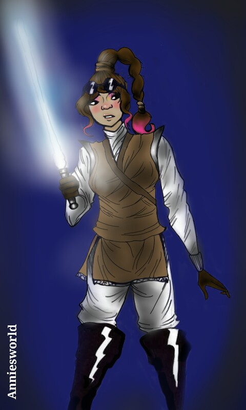 Mira Hader - Star Wars OC by anniesworld