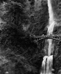 Multnomah Falls 2 by hypnos