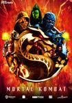 Mortal Kombat Fanmade Poster (KICreate)